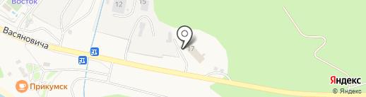 Пожарная часть №70 на карте Находки