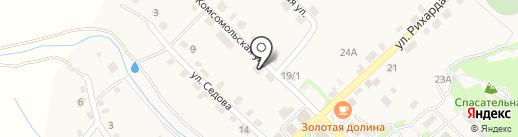 ТВОЙ ФАСАД на карте Владимиро-Александровского