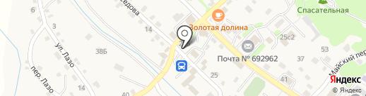 Дело Росс на карте Владимиро-Александровского