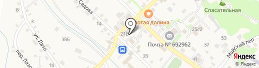 Ион на карте Владимиро-Александровского