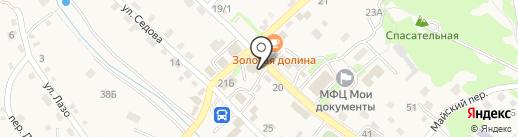 Фотосалон на ул. Рихарда Зорге на карте Владимиро-Александровского