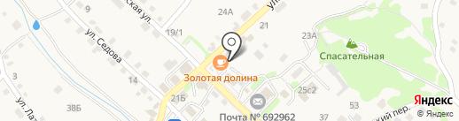 Либерально-демократическая партия России на карте Владимиро-Александровского