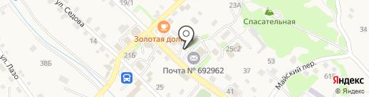 Свежая выпечка на карте Владимиро-Александровского