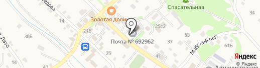 Smart service на карте Владимиро-Александровского