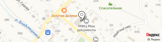Геодезия и Кадастр на карте Владимиро-Александровского