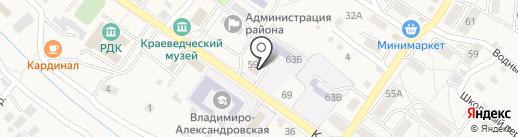 Мир недвижимости на карте Владимиро-Александровского