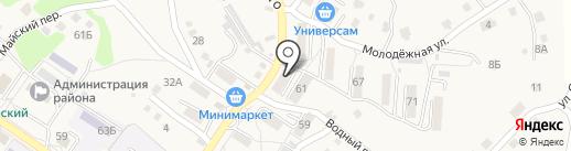 Золушка на карте Владимиро-Александровского