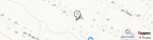 Партизанская станция по борьбе с болезнями животных на карте Владимиро-Александровского