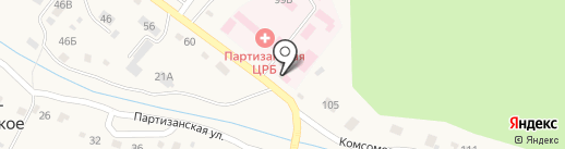 Магазин на карте Владимиро-Александровского
