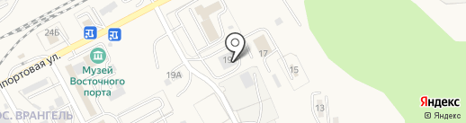 Транссервис на карте Находки
