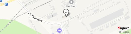 Моя логистика на карте Находки