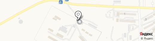 ГУФСИН России по Приморскому краю на карте Находки