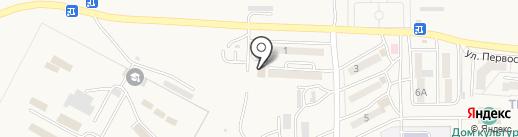 Диалон на карте Находки