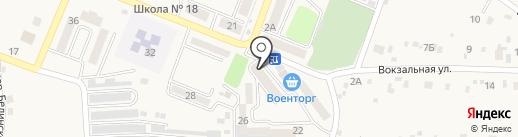 Наш любимый на карте Приамурского