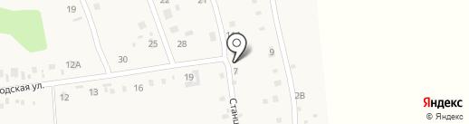 Продуктовый магазин на карте Приамурского