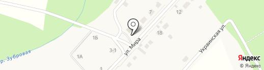 Продовольственный магазин на карте Восхода