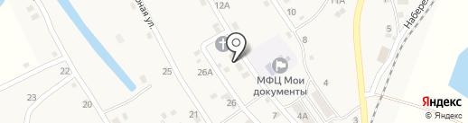 Магазин кондитерских изделий на карте Тельманы