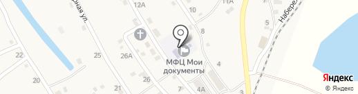 Школа-сад № 22 с. им. Тельмана на карте Тельманы