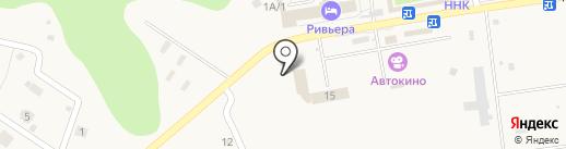 ATV27 на карте Краснореченского