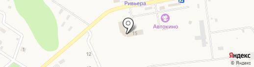 На Заимке на карте Краснореченского