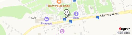 Банкомат, Банк ВТБ24, ПАО на карте Краснореченского