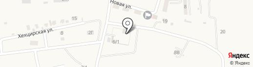 Автомагазин на карте Краснореченского