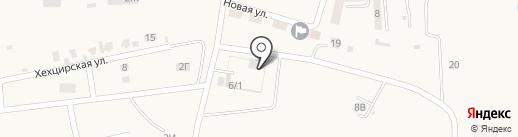 АвтоДВ 27 на карте Краснореченского