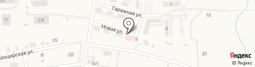Амбулатория на карте Краснореченского