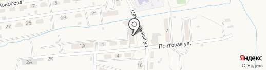 Дальневосточный банк Сбербанка России на карте Краснореченского