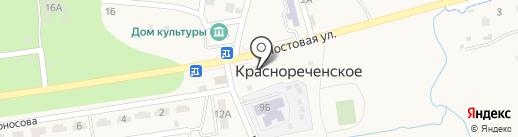 Здоровье на карте Краснореченского