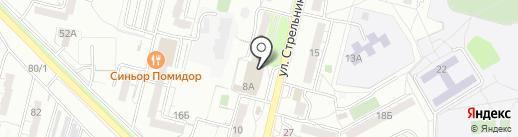 Магазин косметики и парфюмерии на карте Хабаровска