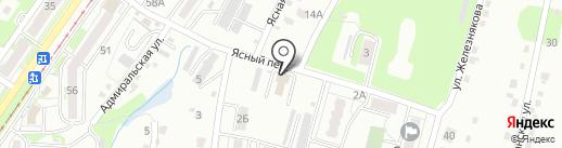 ВикАрт на карте Хабаровска