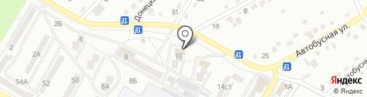 Энергопром ДВ на карте Хабаровска