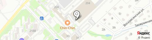 Три кота на карте Хабаровска