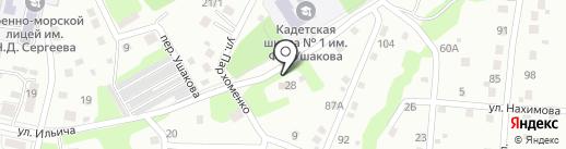 Православная старообрядческая церковь во имя Покрова Пресвятой Богородицы на карте Хабаровска