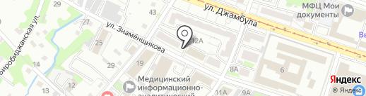 Avtoparts27 на карте Хабаровска