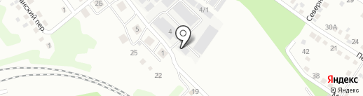 ДАЛЬНИЙ ВОСТОК на карте Хабаровска