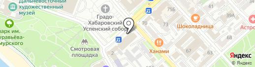 Слетать.ру на карте Хабаровска