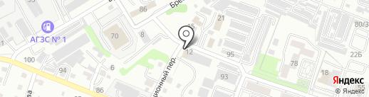 ШНЕК27 на карте Хабаровска