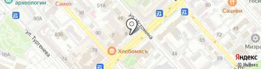 The lost films на карте Хабаровска