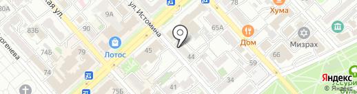 Tessuto Bello на карте Хабаровска
