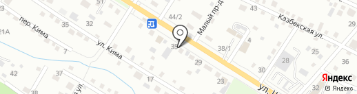 ГаражТулс на карте Хабаровска