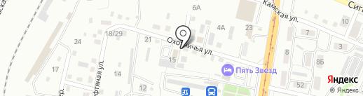 ЕвроБыт на карте Хабаровска