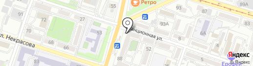 Доча.ком на карте Хабаровска
