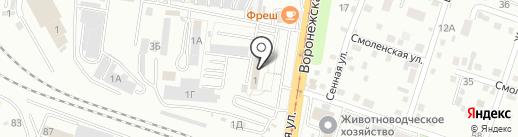 Управление ГИБДД МВД России по Хабаровскому краю на карте Хабаровска