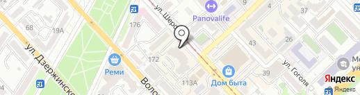 Премьера, ТСЖ на карте Хабаровска