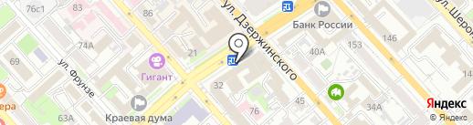 Selofan на карте Хабаровска