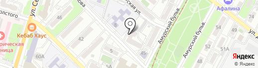 TAGGSM.RU на карте Хабаровска