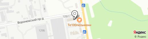 Магазин автозапчастей для техники из Южной Кореи на карте Хабаровска