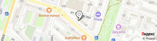 Korol Nails Studio на карте Хабаровска